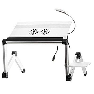 Столик для ноутбука UFT Yoko Silver VIP