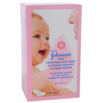johnson's baby 30 шт 3574660444339