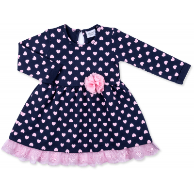 breeze в розовыесердечки с оборочкой 8659-98G-blue