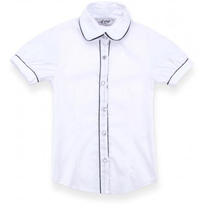 a-yugi с коротким рукавом 1576-146G-white