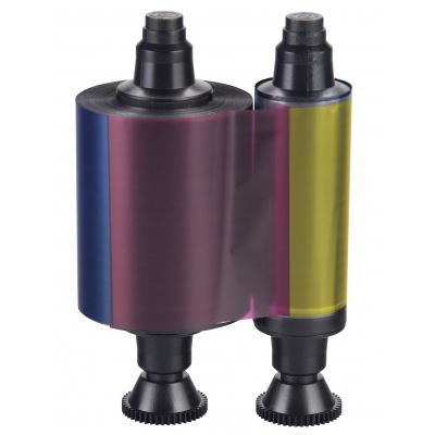 evolis к принтерам Pebble4, цветной 1/2 YMCKO, 400 отпеча R3013
