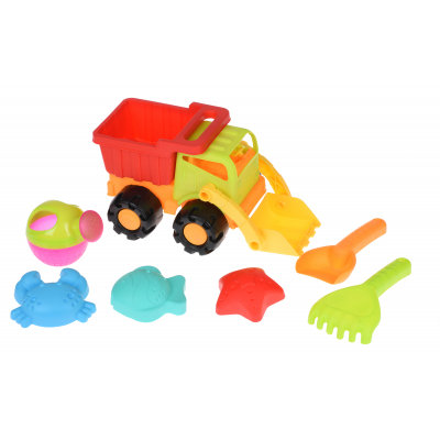 same toy 6 ед Грузовик Зеленый 987Ut-2