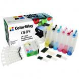 СНПЧ ColorWay Epson P50/PX650/PX660 Фото