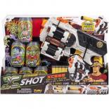 Игрушечное оружие Zuru X-Shot Бластер Ураган Зомби Фото