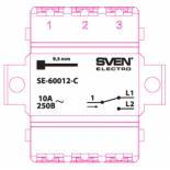Электроустановочное изделие SVEN SE-60012-C cream Фото 2