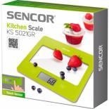 Весы кухонные Sencor SKS5021GR Фото 1