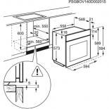 Духовой шкаф ELECTROLUX EOB 93434 AX Фото 2