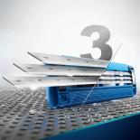 Сменные кассеты Gillette Mach 3 Turbo 12 шт Фото 1