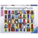 Пазл Ravensburger Двери мира 1000 элементов Фото