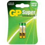 Батарейка GP AAAA LR61 Super Alcaline * 2 Фото