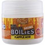 Бойл Brain fishing P.apple acid (ананас) pre drilled mini boilies 10  Фото