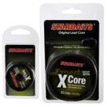 Поводковый материал Starbaits X-CORE Weedy Green 35LB, 25м Фото