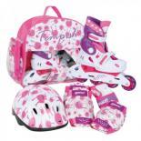 Роликовые коньки Tempish UFO Baby skate розовые 26-29 Фото