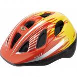Шлем XLC BH-C16, красно-желтый, XS/S (49-54) детский Фото