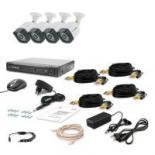 Комплект видеонаблюдения Tecsar 4OUT-3M LIGHT Фото