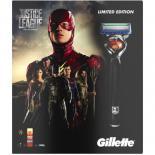 Набор для бритья Gillette станок Proglide Flexball + 2 кассеты + гель для бр Фото 1