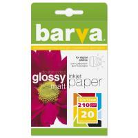 Бумага BARVA 10x15 Фото