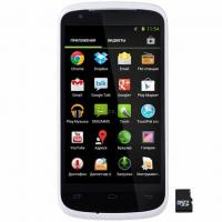 Мобильный телефон GIGABYTE GSmart GS202 White Фото