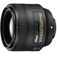 Об'єктив Nikon Nikkor AF-S 85mm f/1.8G Фото