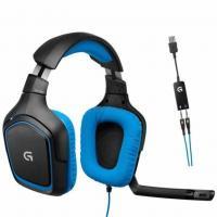 Наушники Logitech G430 Gaming Headset Фото