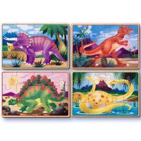 Пазл Melissa&Doug Динозавры Фото