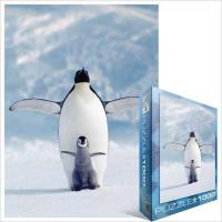 Пазл Eurographics Пингвин с пингвиненком Фото