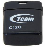 USB флеш накопичувач Team 16GB C12G Black USB 2.0 Фото