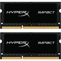 Модуль памяти для ноутбука HyperX (Kingston Fury) SoDIMM DDR3L 8GB (2x4GB) 1600 MHz HyperX Impact Фото