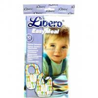 Нагрудничек Libero Easy Meal, упаковка 10 шт Фото