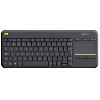 Клавиатура Logitech K400 Plus dark RU Фото