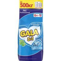 Стиральный порошок Gala 3в1 Морская Свежесть, 15 кг Фото