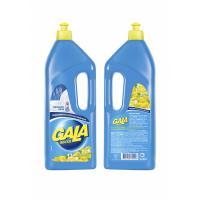 Засіб для ручного миття посуду Gala Лимон 1 л Фото