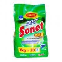 Стиральный порошок Sonet Extra Bio 3 кг Фото