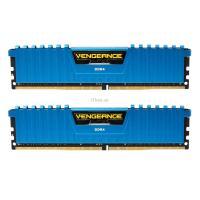 Модуль памяти для компьютера CORSAIR DDR4 16GB (2x8GB) 3000 MHz Vengeance LPX Blue Фото