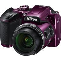 Цифровой фотоаппарат Nikon Coolpix B500 Purple Фото