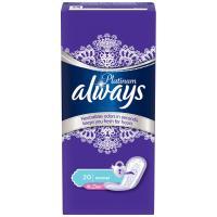 Ежедневные прокладки Always Platinum Collection Deo Normal 20 шт Фото