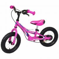 Беговел Alexis-Babymix WB006 Pink Фото