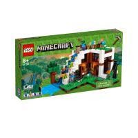 Конструктор LEGO Minecraft База на водопаде Фото