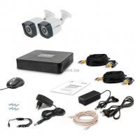 Комплект видеонаблюдения Tecsar AHD 2OUT LIGHT LUX Фото