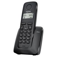 Телефон DECT Gigaset A116 Black Фото