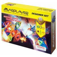 Конструктор Magplayer Набор 83 элемента Фото