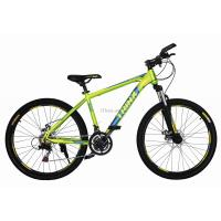 "Велосипед Trinx Striker 17"" 26"" Green-Blue Фото"