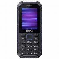 Мобильный телефон Nomi i245 X-Treme Black-Blue Фото