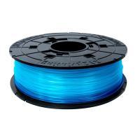 Пластик для 3D-принтера XYZprinting PLA 1.75мм/0.6кг Filament, Clear Blue, for daVinci Фото