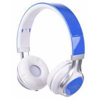 Навушники Vinga HSM040 White/Blue Фото