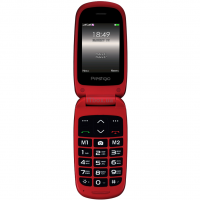 Мобильный телефон PRESTIGIO 1242 Duo Grace B1 Red Фото