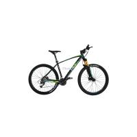 "Велосипед Trinx B700 27.5""х18"" Matt-Black-Green-Black(10030025) Фото"