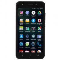 Мобильный телефон 2E E500A Dual Sim Black Фото