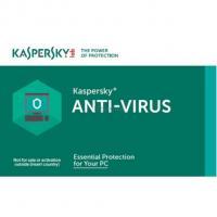 Антивирус Kaspersky Anti-Virus 2018 2 ПК 1 год Renewal Card Фото