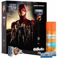 Набор для бритья Gillette станок Proglide Flexball + 2 кассеты + гель для бр Фото